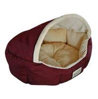 Лежанка вельветовая, мягкая, Armarkat Burrow Velvet Pet Bed, США