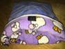 Мягкий и нежный мешочек для сна, 2-сторонний: веллсофт или флис