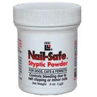 Пудра кровеостанавливающая Nail-Safe Styptic Powder, США